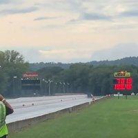 GRMPYCAT Dodge Challenger Hellcat Runs a 7.01 Quarter Mile