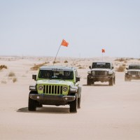 Jeep Wrangler Dominates with Class in the 2021 Rebelle Rally
