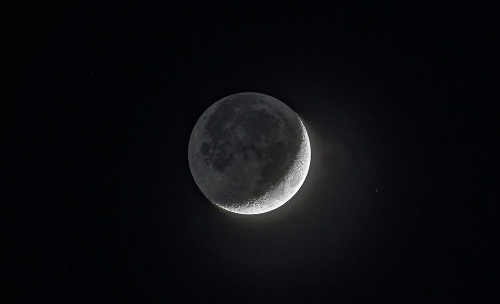 observer la lune en toute simplicite