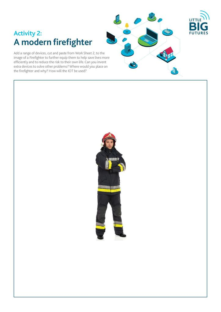 Fighting fires with the internet of things: Design and