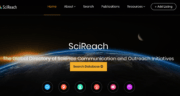 sci_reach front page