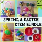 Easter Spring Stem Challenge Bundle Stem Challenges