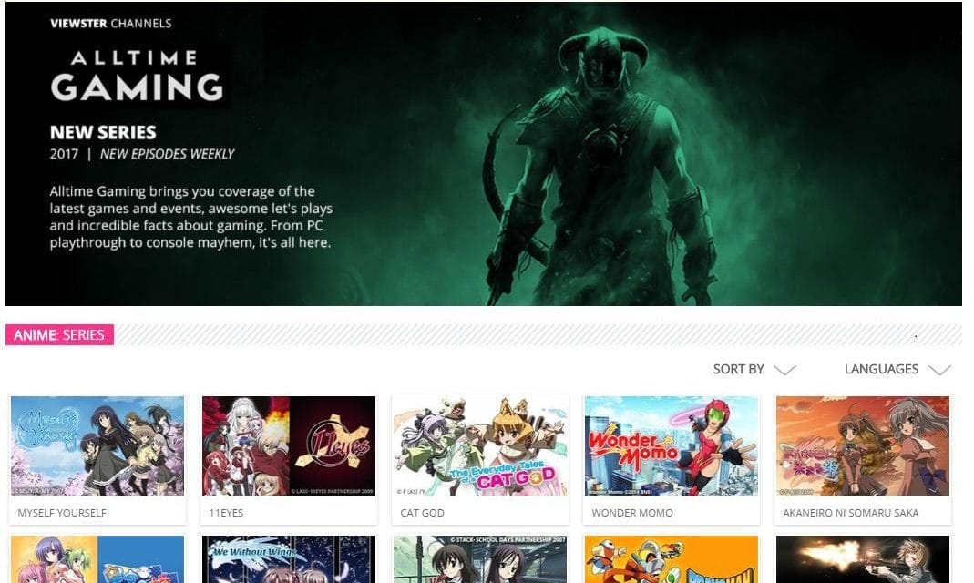 Viewster Review  A Free Streaming Movie and Video Service  Stemjar