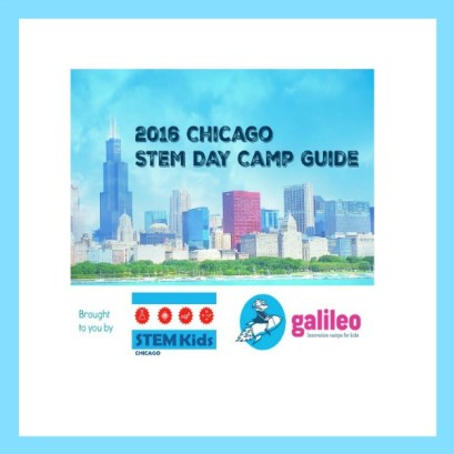 STEM summer camps in Chicago
