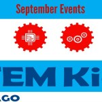 September STEM Adventures in Chicago