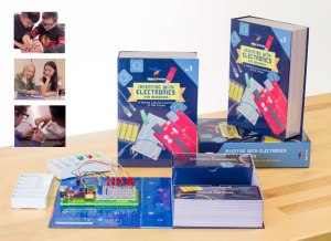 Arduino Inventors Kit for Kids by Makexchange