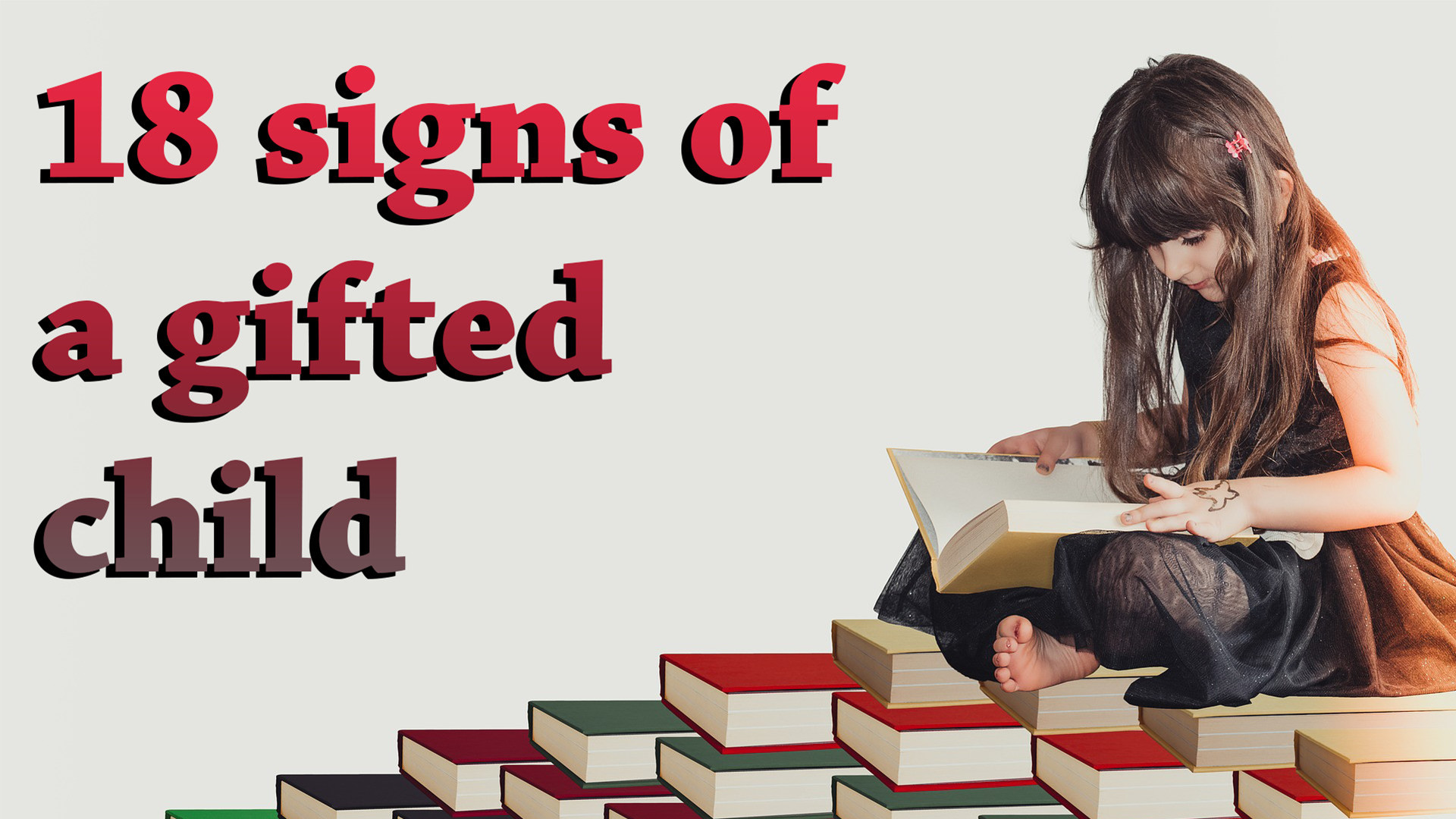 18 signs of Gifted Child and how to recognize them | STEM ...