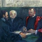 Toulouse Lautrec: An examination at the faculty of medicine Paris.