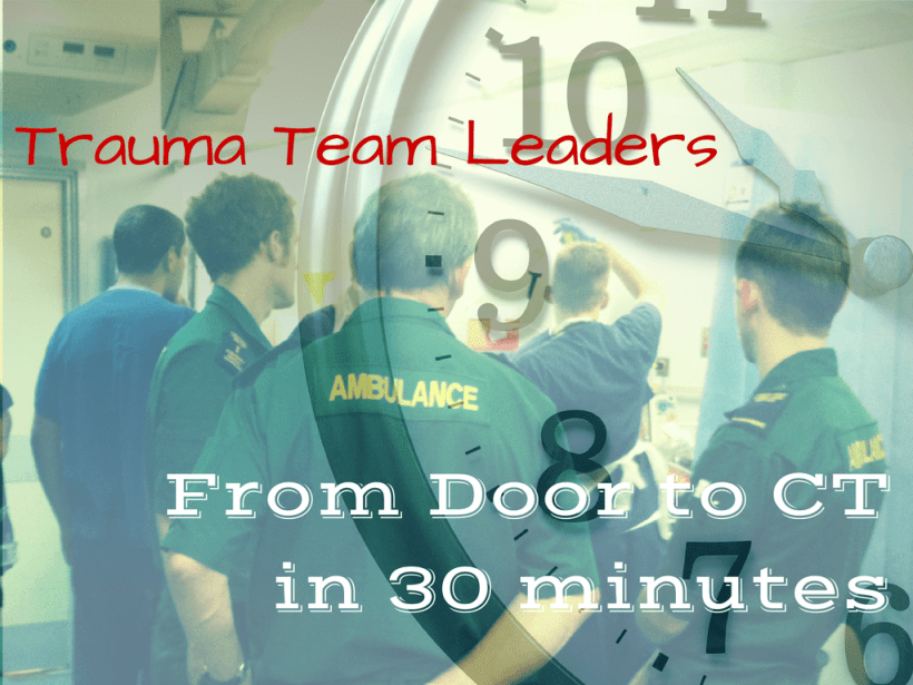 Trauma Team Leadership