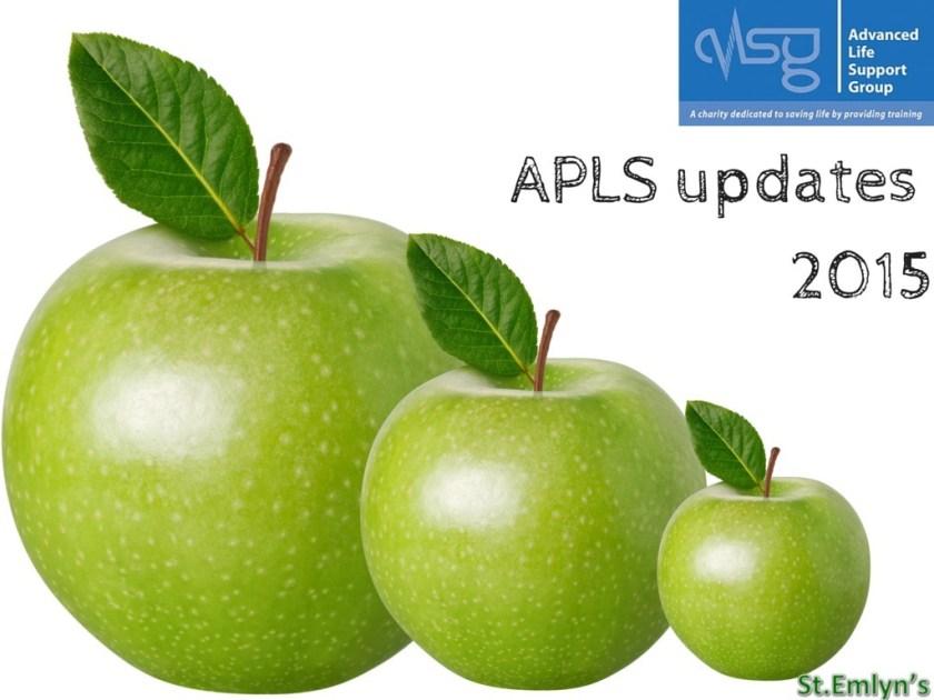 APLS updates 2015