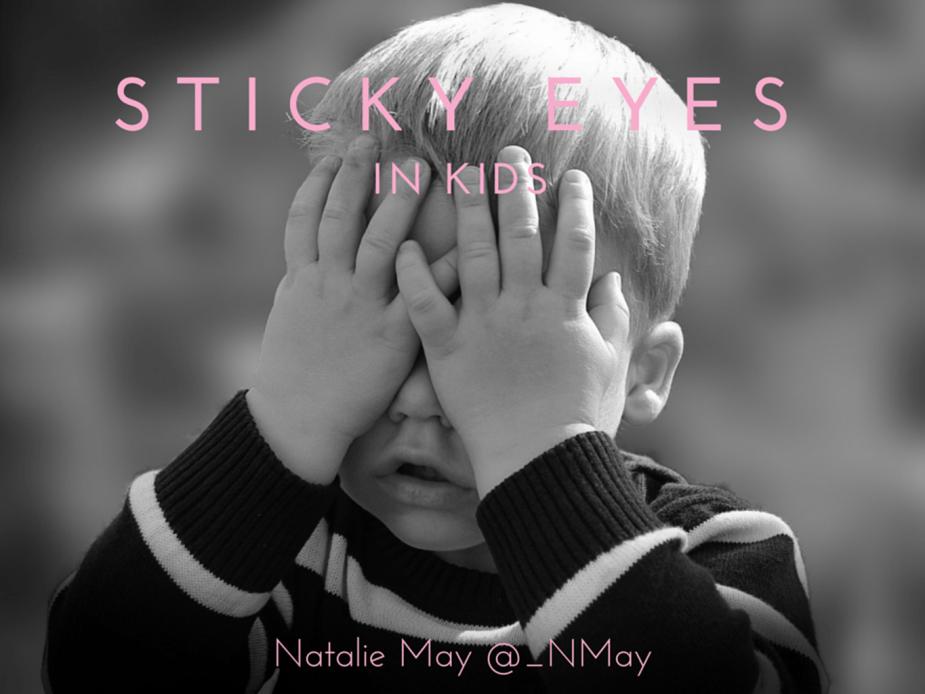 Sticky Eyes 1