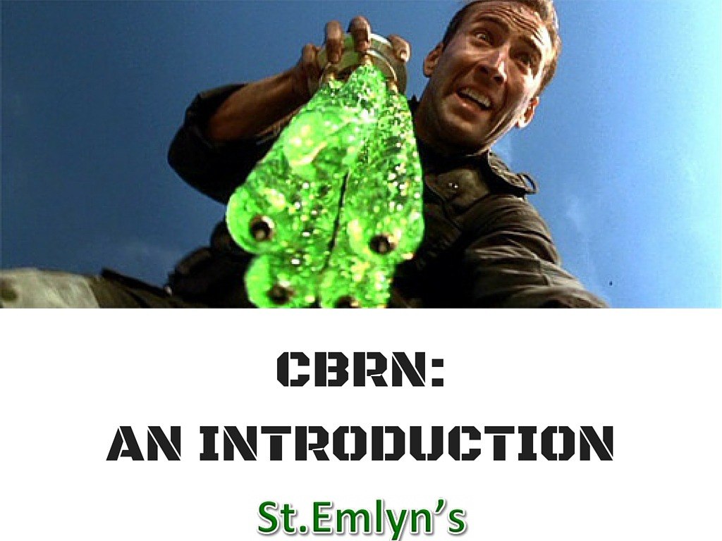 CBRN_HOW MUCH DO YOU KNOW?