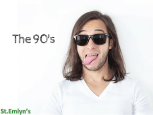 The 90's(2)