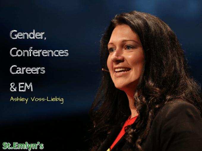 Gender, ConfereCareers& EM