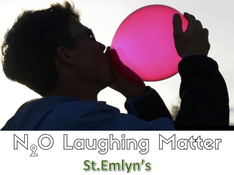NO Laughing Matter St.Emlyn's