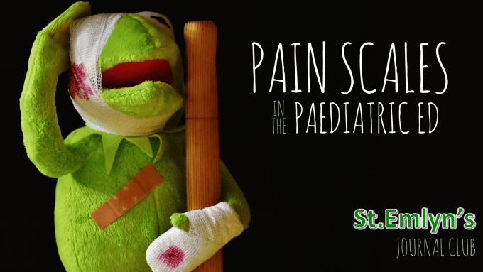 St.Emlyn's paediatric pain