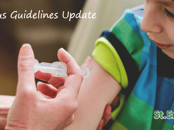 Tetanus Guidelines Update