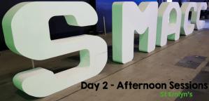 SMACC Day 2 PM