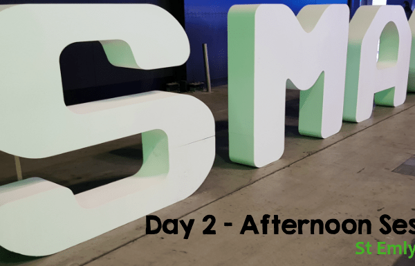 SMACC Day 2 PM