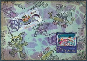 2014-07-168 mail art für uns kinder