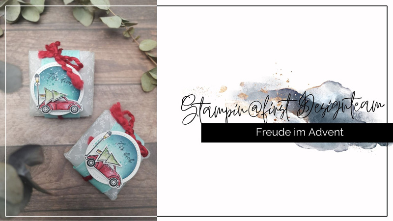 Designteam Stampin@first - Freude im Advent
