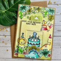 Dino-mite Birthday - Lawn Fawn