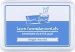 lawn fawn dye ink forget-me-not