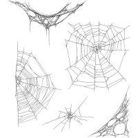 tangled webs - tim holtz - stampers anonymous
