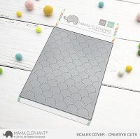 mama elephant scales cover