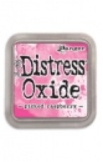 distress oxide ink - picked raspberry