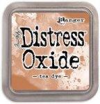 tea dye distress oxide ink