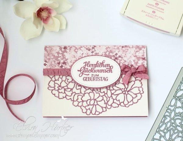 Geburtstagskarte mit Liebe zum Detail-Stampin Up-Stempelzimmer