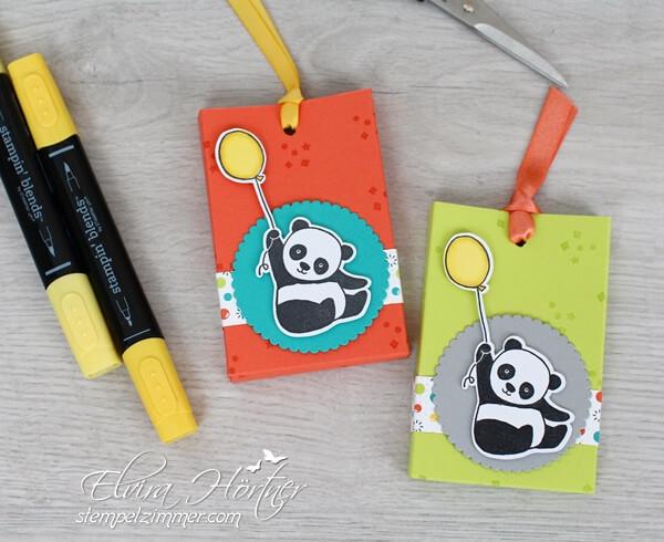 SAB-Party Pandas-Stampin Blends-Goodie-Verpackung-Kindergeburtstag-Stampin Up-Blog-Österreich-Stempelzimmer