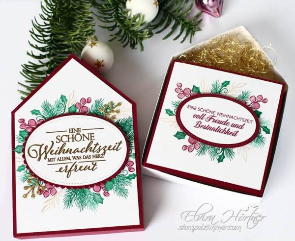 Weihnachtliche Vielfalt und Besinnlicher Advent-Stampin Up-Elviras Stempelzimmer-Weihnachtsset