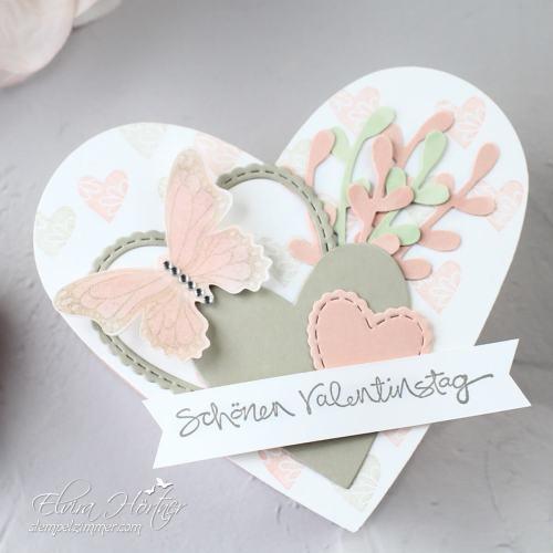 Herzbox zum Valentinstag