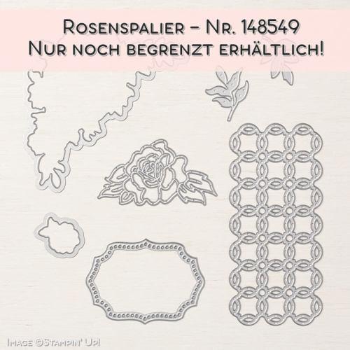 Rosenspalier-Stampin' Up!
