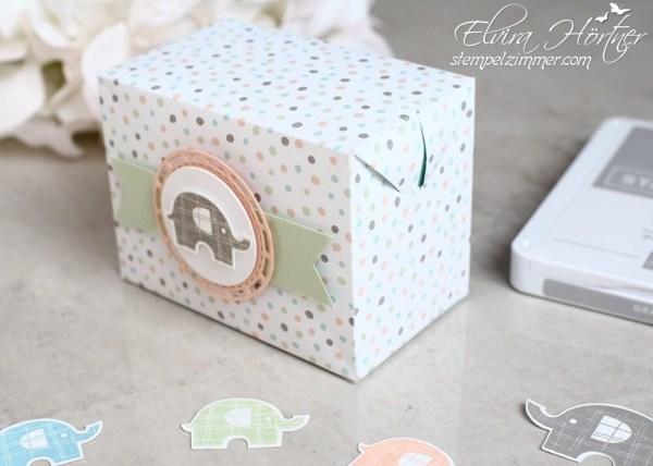 Elefantastisch-Perfekte Päckchen-Babybox-Stampin Up-Blog-Österreich-Stempelzimmer