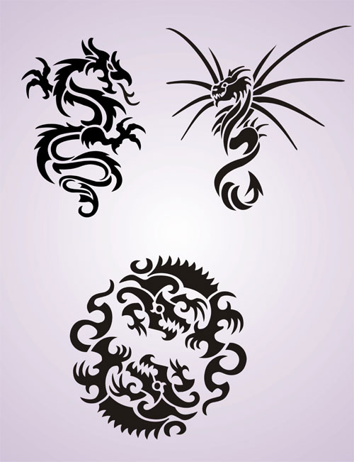 tattoo arm dragon japanese