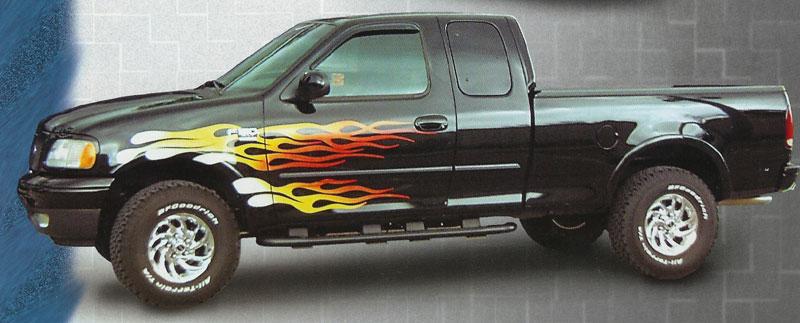 Custom Vehicle Graphics  Auto Graphics  Stencils And Stripes