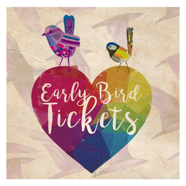 Early Bird Tickets Stendhal