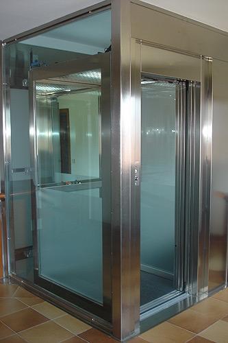 Elevadores verticales para personas  Soluciones de