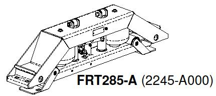 2245A000 Link Freightliner FLA Series cabovers Cab Air