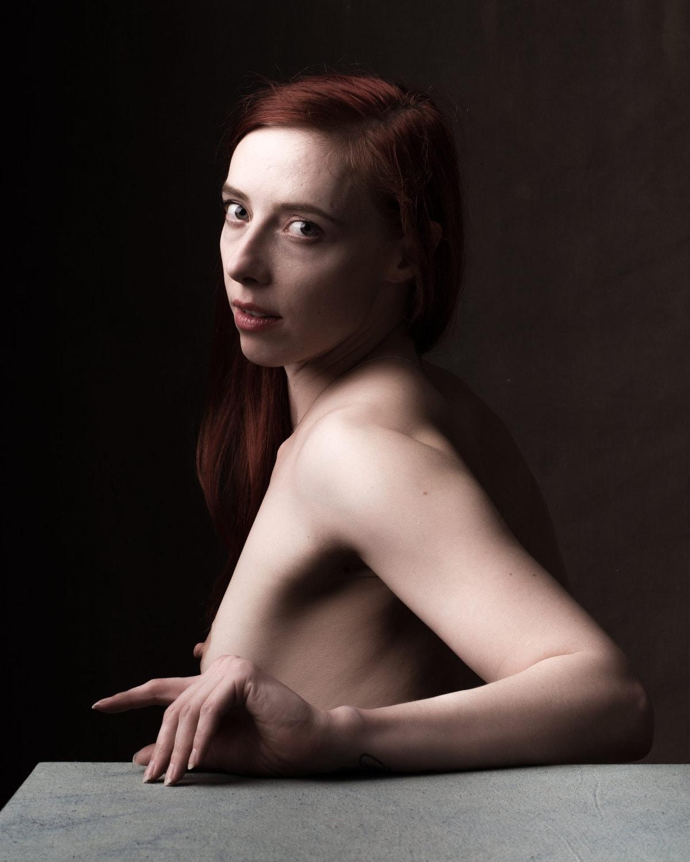 Nude Portrait of a Woman