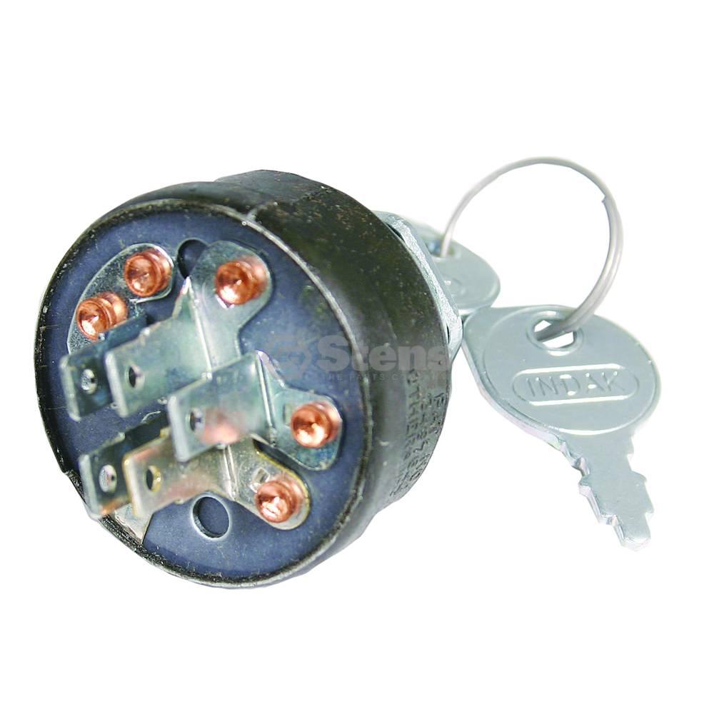 indak 3497644 ignition switch wiring diagram [ 1000 x 1000 Pixel ]