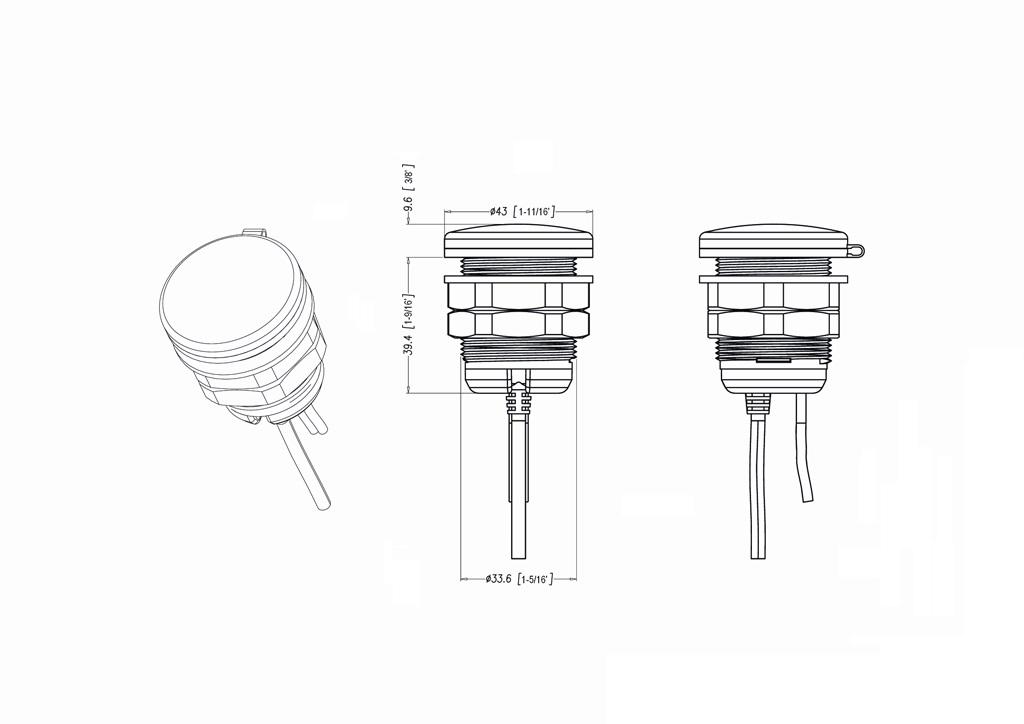 Stenten's Golf Cart Accessories. MP3 USB Adapter
