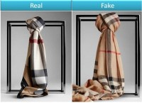How to Spot a Fake Burberry Scarf