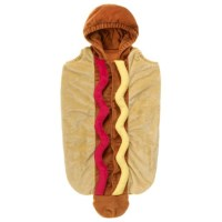 BABY HOT DOG COSTUME PATTERN