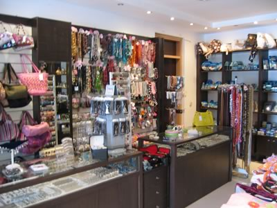 List of Accessories Shops in London