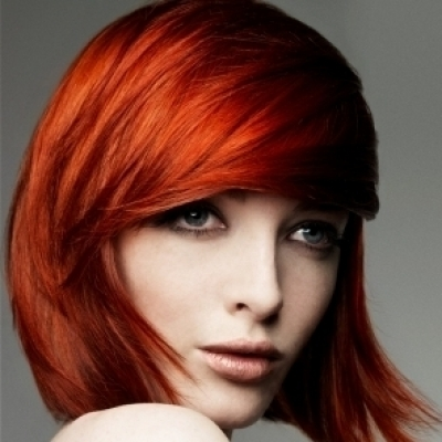 how to choose the perfect red hair color