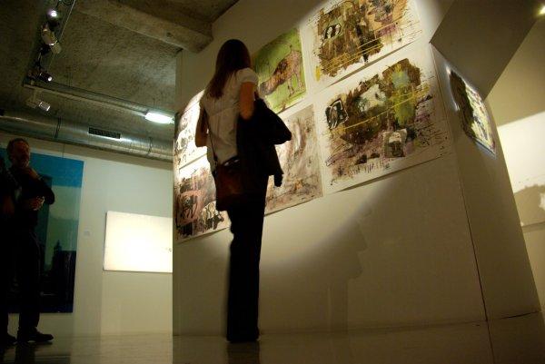 Attend Art Openings